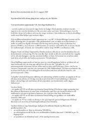 Referat från styrelsemötet den 20-21 augusti 2005 - JAK ...
