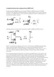Loogikafunktsioonide realiseerimine KMOP abil. - e-ope.ee