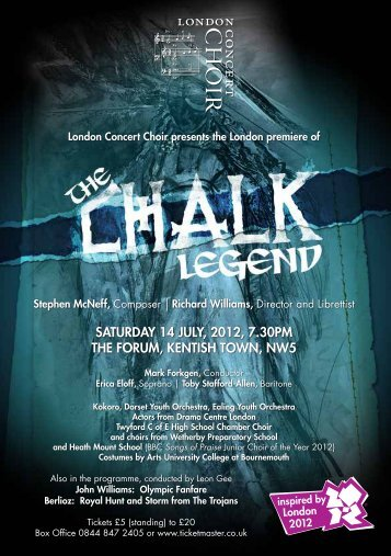 SatuRday 14 JuLy, 2012, 7.30pM the FoRuM ... - London Calling