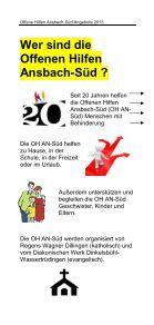 Offene Hilfen Ansbach-Süd - Regens Wagner Absberg - Page 2