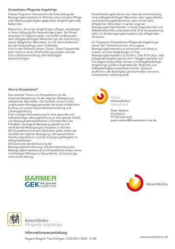 Flyer als PDF - Regens Wagner Absberg