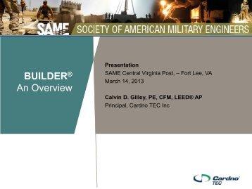 BUILDER® An Overview