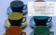 A Modern ApproAch to trAdition - Ceramic Arts Daily
