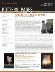 Volume8. Issue2 - Ceramic Arts Daily