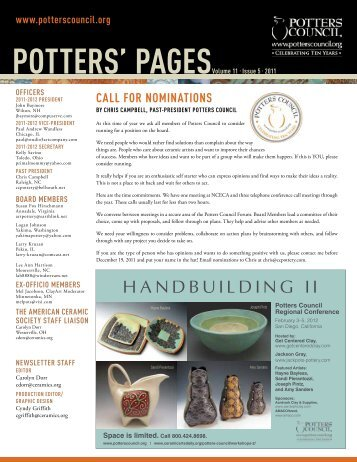 Volume11.Issue5 - Ceramic Arts Daily