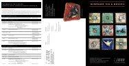 Handmade Tile & Mosaics Registration Brochure - Ceramic Arts Daily