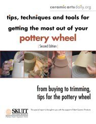 pottery wheel - MurrayArt - home
