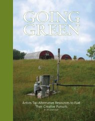 Going Green - Ceramic Arts Daily