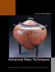 Advanced Raku Techniques - Ceramic Arts Daily