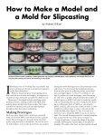 mold making - Ceramic Arts Daily - Page 3