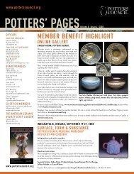 Volume8. Issue4 - Ceramic Arts Daily