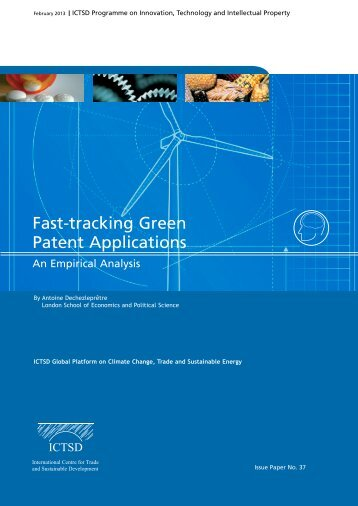 Fast-tracking Green Patent Applications - Green Patent Blog