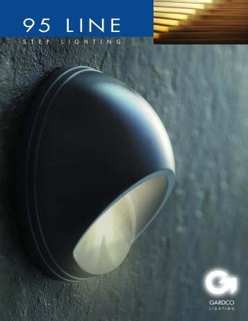 Gardco 95 LINE LED Steplights - Gardco Lighting