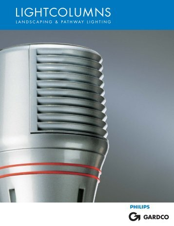 Lightcolumns Brochure - Gardco Lighting
