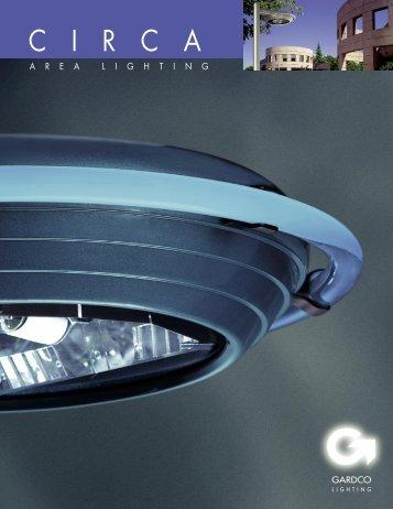 Gardco Circa Brochure - Gardco Lighting