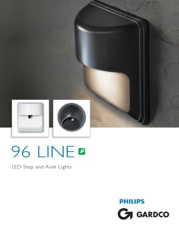 96 LINE Brochure - Gardco Lighting