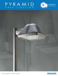 Pyramid Brochure - Gardco Lighting