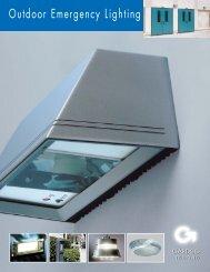 Gardco Outdoor Emergency Lighting Brochure - Gardco Lighting
