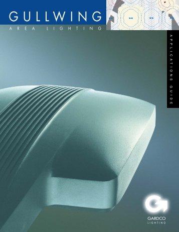 Gardco Gullwing Application Guide Brochure - Gardco Lighting