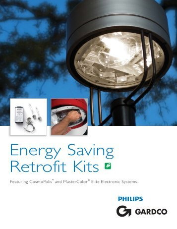 Energy Saving Retrofit Kits - Gardco Lighting