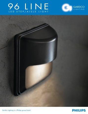 led wall sconce 161 gardco lighting rh yumpu com Motion Sensor Wiring in Series LED Motion Sensor Outdoor Light