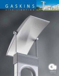 Gardco Gaskins Series Brochure - Gardco Lighting