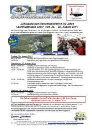 vom 26. – 28. August 2011 - beim IARMC