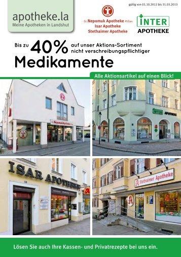40% - apotheke.la