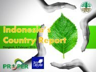 Indonesia Country Presentation - Clean Air Initiative