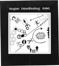 Segue_Cat_1986 - Electronic Poetry Center