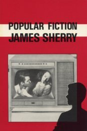 james sherry - Electronic Poetry Center