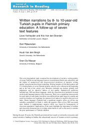 to 10-year-old Turkish pupils in Flemish primary education