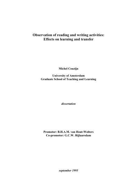 full text dissertation