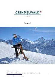 Velogemel - Grindelwald