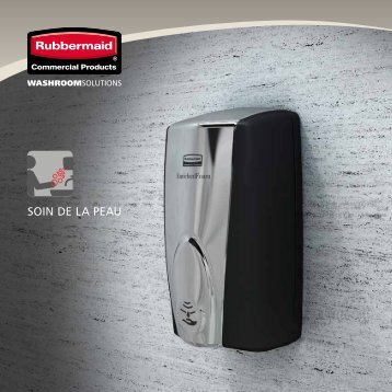 SOIN DE LA PEAU - Rubbermaid Commercial Products