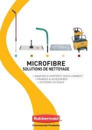 franges de lavage microfibre - Cuisimat
