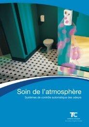 Soin de l'atmosphère - Rubbermaid Commercial Products