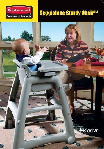 Seggiolone Sturdy Chair - Gruppo SDS