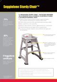 Seggiolone Sturdy Chair - Gruppo SDS - Page 2