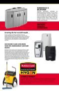 PRODUCTCATAlOGUS Ervar - Rubbermaid Commercial Products - Page 2