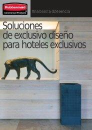 Soluciones de exclusivo diseño para hoteles exclusivos