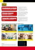 SISTEMAS DE LIMPIEZA CON MICROFIBRA RUBBERMAID - Page 2