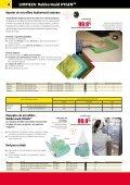 SISTEMAS DE LIMPIEZA CON MICROFIBRA RUBBERMAID - Page 4