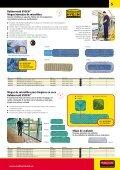 SISTEMAS DE LIMPIEZA CON MICROFIBRA RUBBERMAID - Page 5