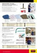 SISTEMAS DE LIMPIEZA CON MICROFIBRA RUBBERMAID - Page 7