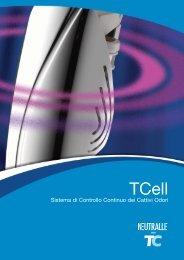 TCell - Sistema di Controllo Continuo dei Cattivi Odori - Gruppo SDS