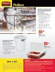 Extreme prestaties Nu BPA-vrij - Rubbermaid Commercial Products - Page 4