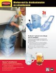 Extreme prestaties Nu BPA-vrij - Rubbermaid Commercial Products - Page 6
