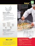 Extreme prestaties Nu BPA-vrij - Rubbermaid Commercial Products - Page 7