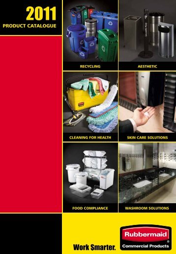 PRODUCT CATALOGUE Exper - Rubbermaid Commercial Products